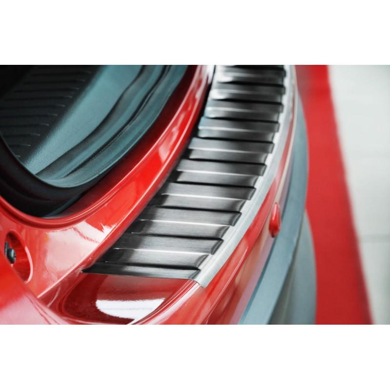 VW-PASSAT CC   2012> Arka Tampon Koruması Siya...